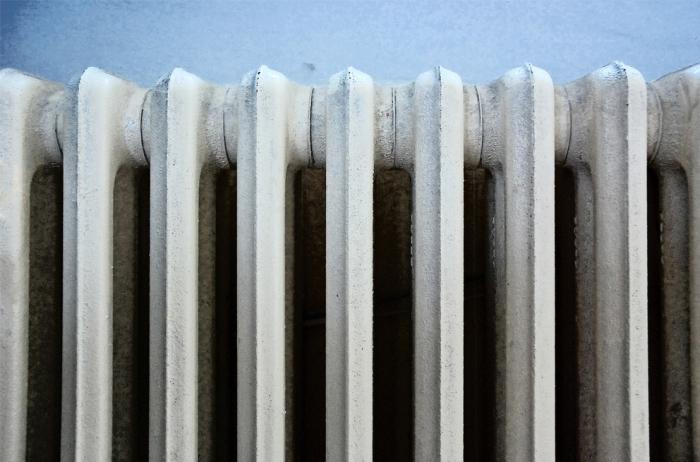 radiatoren verwarming